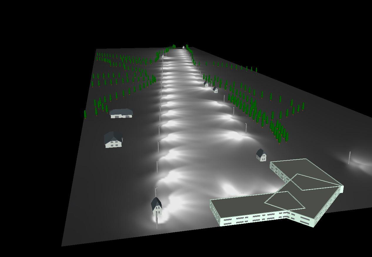 照度シミュレーション1